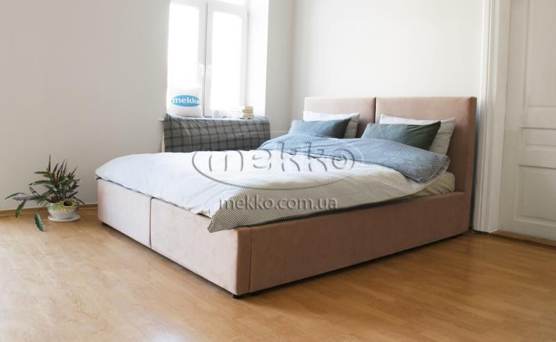 М'яке ліжко Enzo (Ензо) фабрика Мекко  Білогірськ