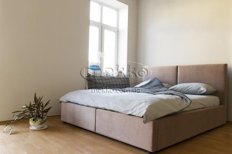 М'яке ліжко Enzo (Ензо) фабрика Мекко  Білогірськ-3