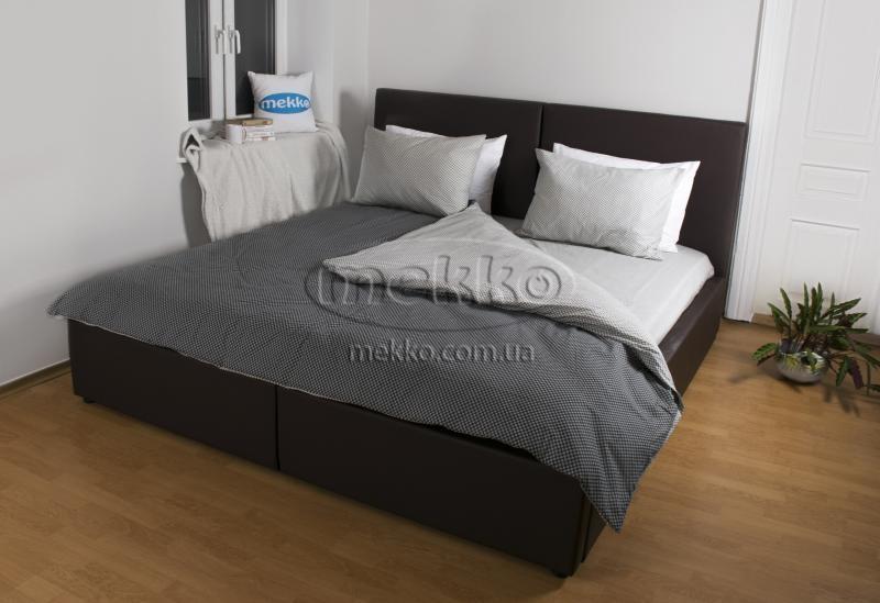 М'яке ліжко Enzo (Ензо) фабрика Мекко  Білогірськ-9
