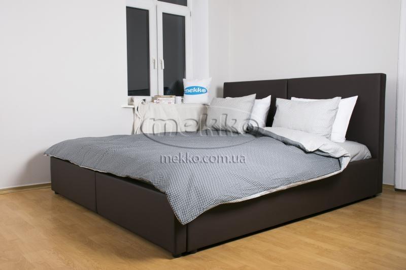 М'яке ліжко Enzo (Ензо) фабрика Мекко  Білогірськ-7