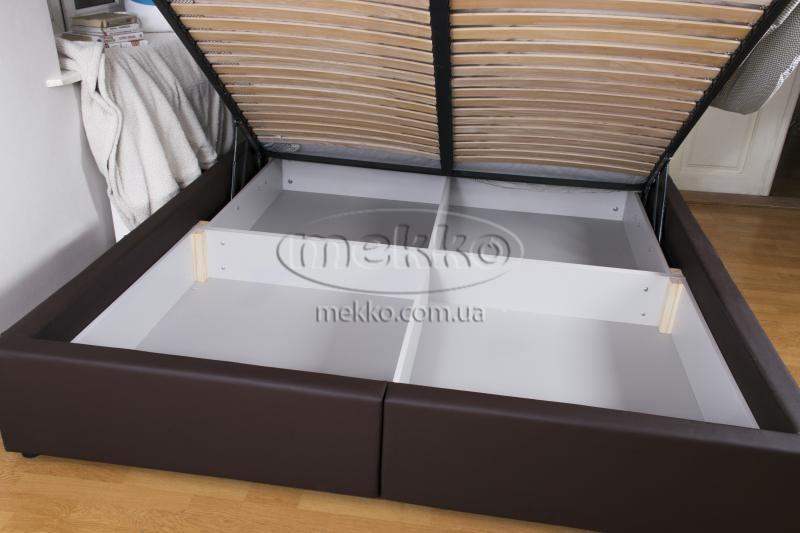 М'яке ліжко Enzo (Ензо) фабрика Мекко  Білогірськ-11