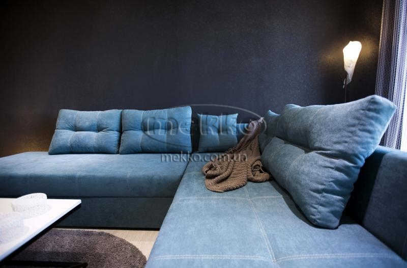 Кутовий диван з поворотним механізмом (Mercury) Меркурій ф-ка Мекко (Ортопедичний) - 3000*2150мм  Білогірськ-5