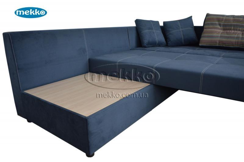 Кутовий диван з поворотним механізмом (Mercury) Меркурій ф-ка Мекко (Ортопедичний) - 3000*2150мм  Білогірськ-17