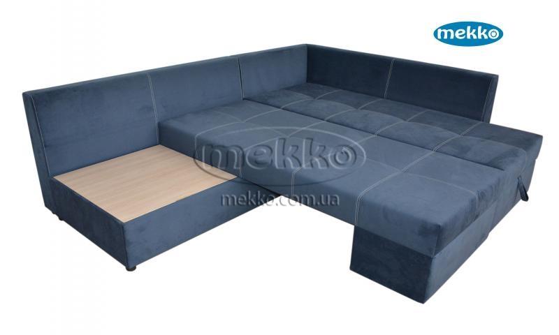Кутовий диван з поворотним механізмом (Mercury) Меркурій ф-ка Мекко (Ортопедичний) - 3000*2150мм  Білогірськ-16