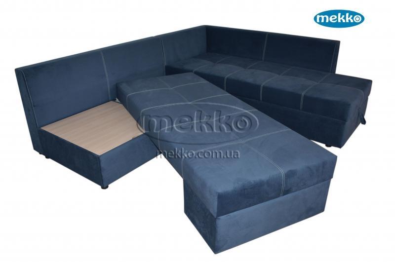 Кутовий диван з поворотним механізмом (Mercury) Меркурій ф-ка Мекко (Ортопедичний) - 3000*2150мм  Білогірськ-15