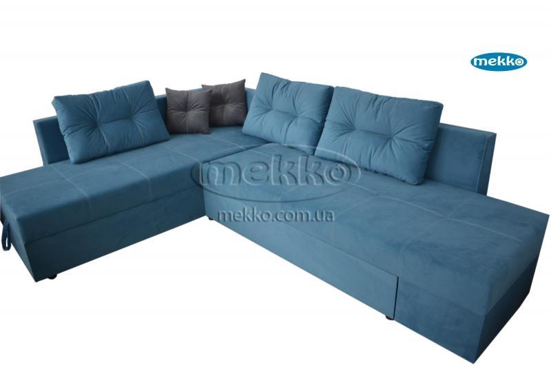 Кутовий диван з поворотним механізмом (Mercury) Меркурій ф-ка Мекко (Ортопедичний) - 3000*2150мм  Білогірськ-10